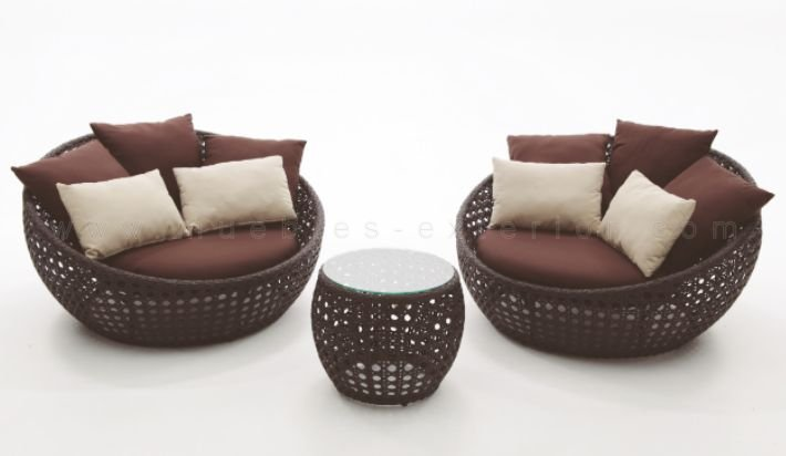 Mueble chill out exterior - Muebles chill out ...