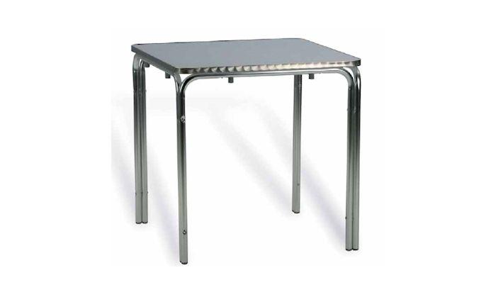 Mesa de aluminio terrazas 19 - Mesa para terraza ...