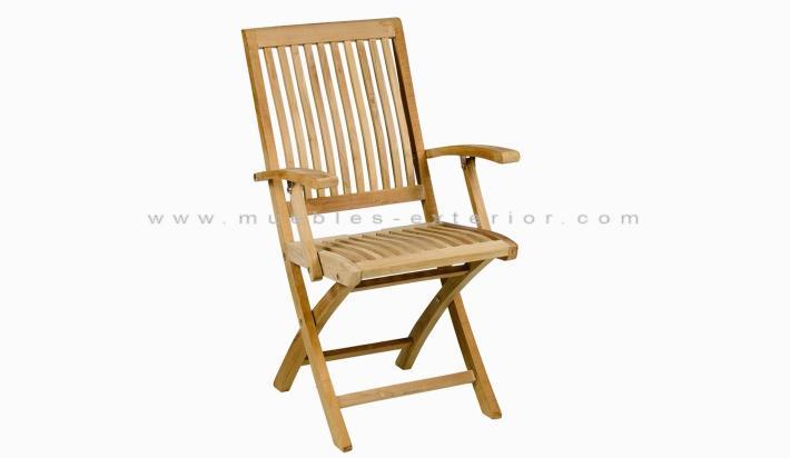Sillas de madera plegables baratas simple full size of - Mesa plegable con sillas dentro ikea ...