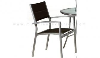 Muebles de exterior - Sillas aluminio terraza ...