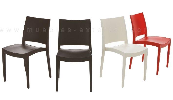 Casas cocinas mueble sillas de terrazas baratas for Sillas de cocina baratas