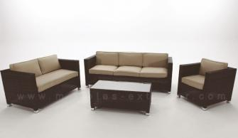 Sofas de exterior - Muebles chill out exterior ...