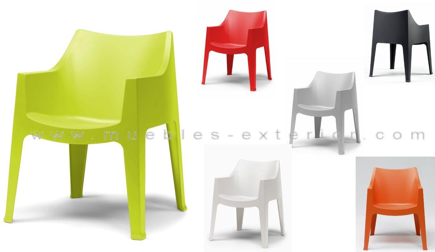 Sillas de exterior 343 for Ofertas muebles de terraza