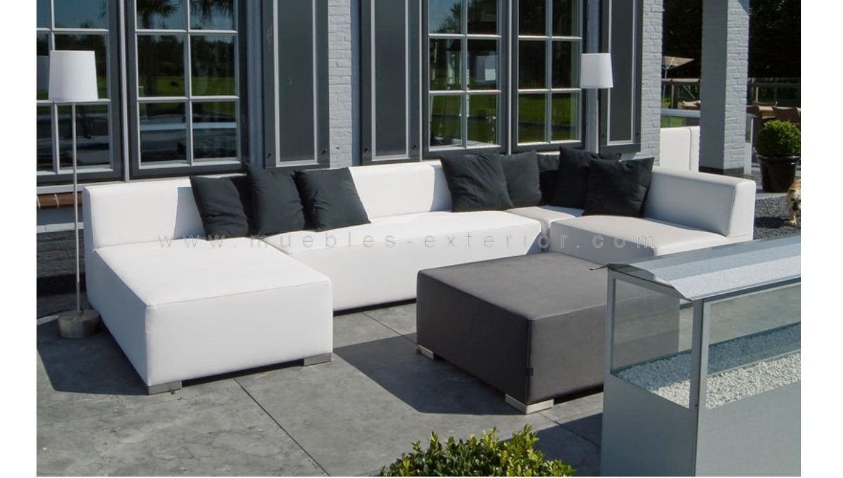 Mueble sill n chillout intermedio for Muebles chill out exterior
