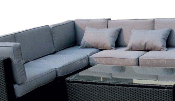 Sofas Exterior y Chillout \