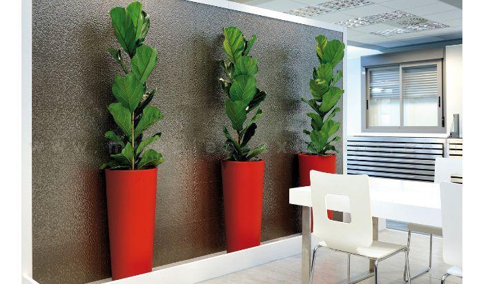 Jardinera de hosteleria para terraza 39x85 - Jardineras para terrazas ...