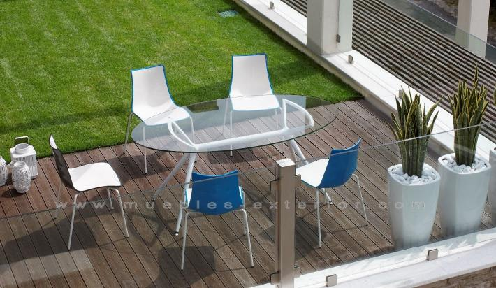 Muebles de hosteleria mobiliario de hosteler a for Muebles terraza exterior
